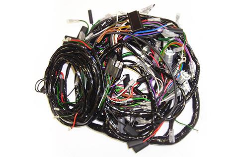 龙岩瑞鸿电子汽车用线束